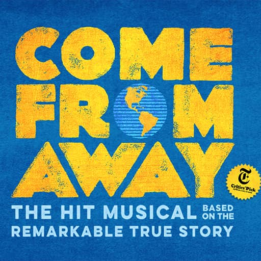 Come From Away Tickets NYC